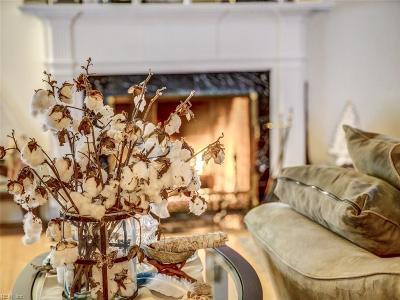 Suffolk Single Family Home For Sale: 7900 Ruritan Blvd