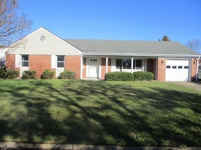 Single Family Home For Sale: 4612 Helensburgh Dr