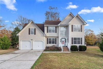 Suffolk Single Family Home New Listing: 105 Rodset Ct