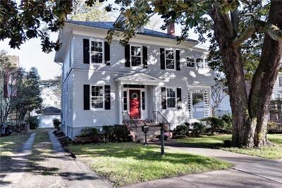Hampton Single Family Home New Listing: 4405 Victoria Blvd