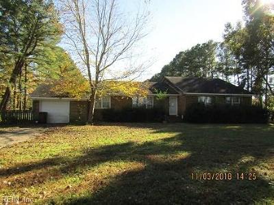 Single Family Home For Sale: 2421 Herring Ditch Rd
