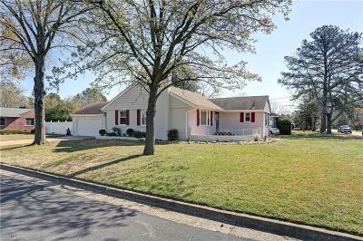 Hampton Single Family Home New Listing: 43 S Greenfield Ave