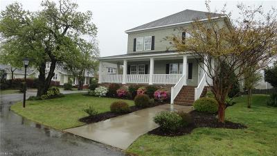 Norfolk Single Family Home New Listing: 4222 Columbus Ave