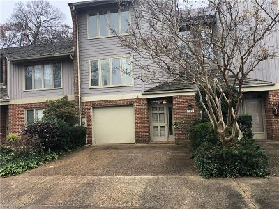 Virginia Beach Single Family Home New Listing: 251 Ocean Hills Rd