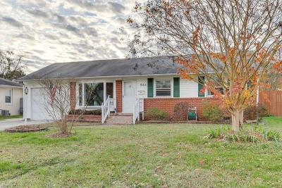 Hampton Single Family Home New Listing: 305 Dover Rd