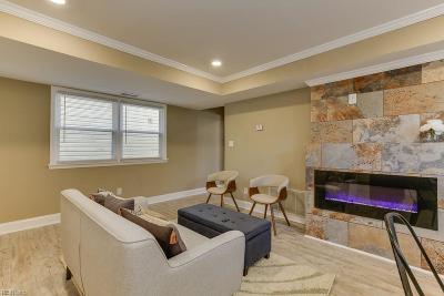 Hampton Single Family Home New Listing: 330 Catalpa Ave