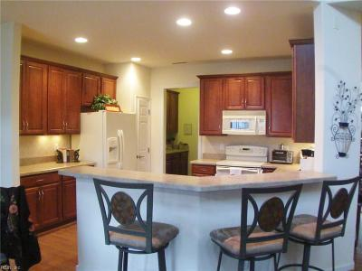 Chesapeake Single Family Home New Listing: 1505 Hawick Ter #160