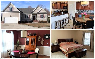 Chesapeake Single Family Home New Listing: 2608 Enfield Ct