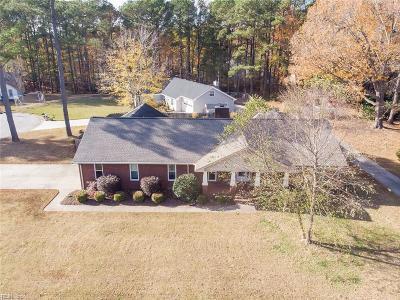 Virginia Beach Single Family Home New Listing: 1109 Blackburn Ln