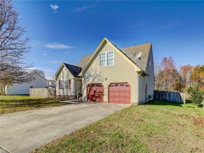 Single Family Home For Sale: 4128 Mystic Cv