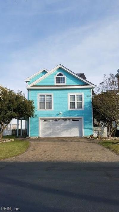 Hampton Single Family Home New Listing: 21 Channel Ln