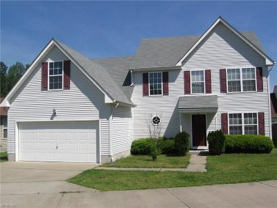 Western Branch Single Family Home For Sale: 5104 York St