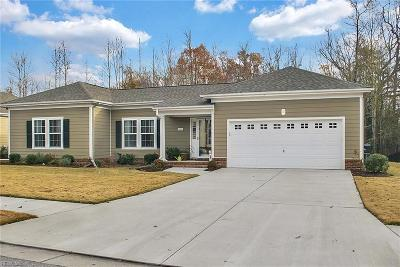 Suffolk Single Family Home New Listing: 1031 Boundary Dr