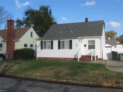 Hampton Single Family Home New Listing: 422 Melville Rd