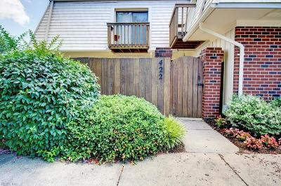 Virginia Beach Single Family Home New Listing: 422 Duck Hunter Ct
