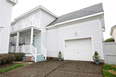 Virginia Beach Single Family Home New Listing: 3813 Long Ship Ct