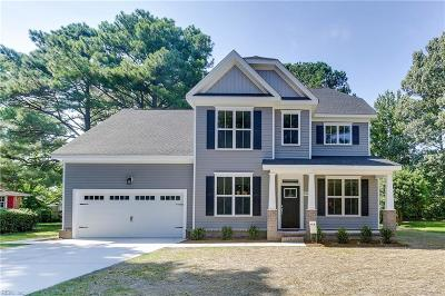 Chesapeake Single Family Home New Listing: Mm Dogwood Seven Eleven Rd