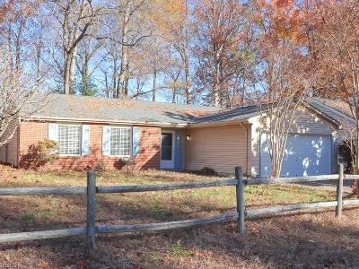 Newport News Single Family Home New Listing: 947 Chatsworth Dr