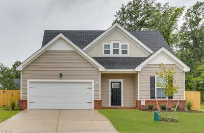 Chesapeake Single Family Home New Listing: Mm Cedar 2 T