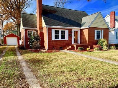 Hampton Single Family Home New Listing: 131 Robinson Rd