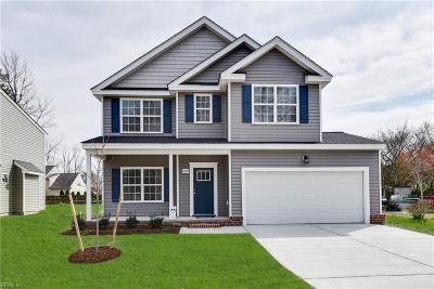 Chesapeake Single Family Home New Listing: Mm Magnolia 2 F