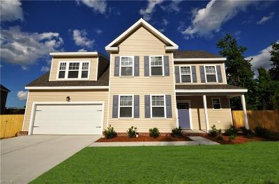 Chesapeake Single Family Home New Listing: Mm Birch G