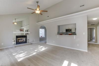 Chesapeake Single Family Home New Listing: 2844 Old Galberry Rd