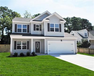 Chesapeake Single Family Home New Listing: Mm Magnolia 2 P