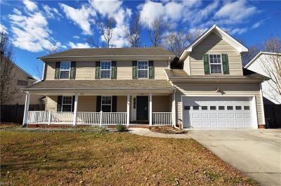 Chesapeake Single Family Home New Listing: 540 Deer Neck Dr