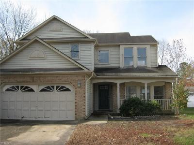 Virginia Beach Single Family Home New Listing: 2009 Dunn Ct