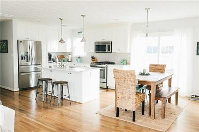 Virginia Beach Single Family Home New Listing: 724 Virginia Ave