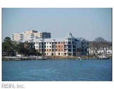 Norfolk Single Family Home New Listing: 4250 Granby St, Norfolk, Va Unit 205 St #205