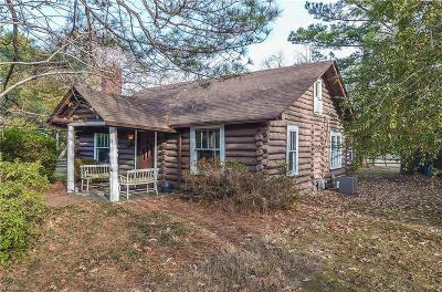 Williamsburg Single Family Home New Listing: 601 Capitol Landing Rd