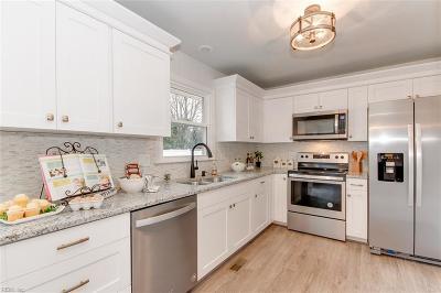 Chesapeake Single Family Home New Listing: 3708 Forsythe Ct
