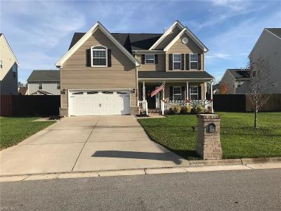 Virginia Beach Single Family Home New Listing: 2160 Wisdom Arch