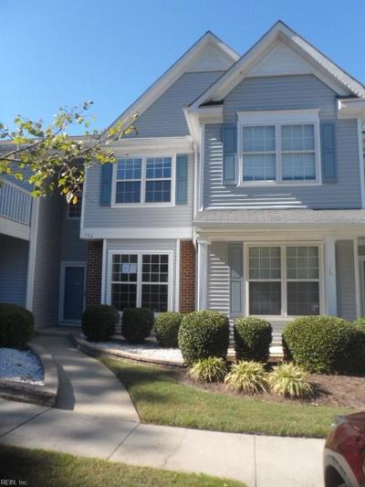 Newport News Single Family Home New Listing: 742 Windbrook Cir
