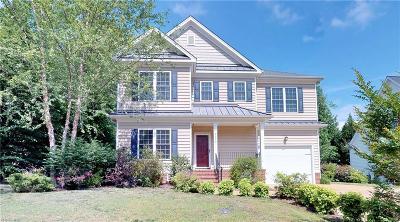 Williamsburg Single Family Home New Listing: 3300 Windsor Ridge S