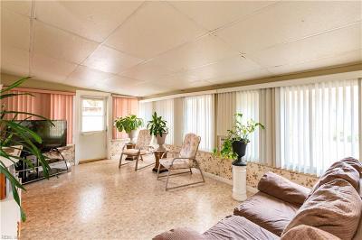 Virginia Beach Single Family Home New Listing: 3525 Stancil St
