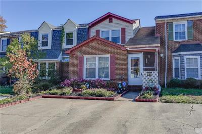 Virginia Beach Single Family Home New Listing: 466 Falling Ln