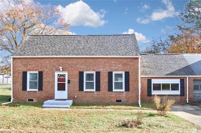Hampton Single Family Home New Listing: 10 Langston Blvd