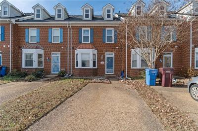 Chesapeake Single Family Home New Listing: 1195 Killington Arch