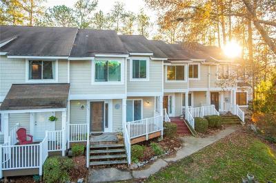 Virginia Beach Single Family Home New Listing: 2579 Cove Point Pl