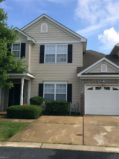 Virginia Beach Single Family Home New Listing: 5157 Maracas Arch
