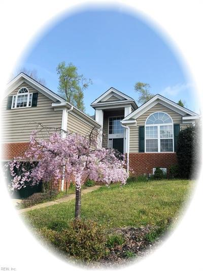 Williamsburg Single Family Home New Listing: 2812 King Rook Ct