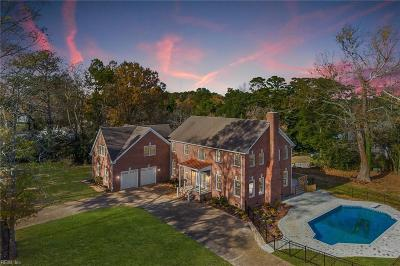 Virginia Beach Single Family Home New Listing: 1008 Caton Dr