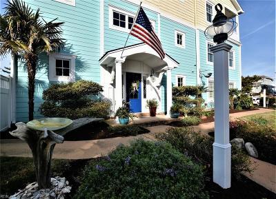 Virginia Beach Single Family Home For Sale: 565 S Atlantic Ave