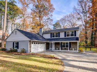 Single Family Home For Sale: 622 Pinetree Dr