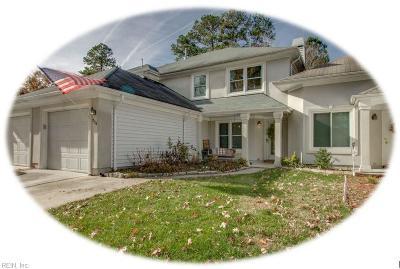 Chesapeake Single Family Home New Listing: 204 Esplanade Pl