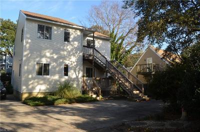 Virginia Beach Single Family Home New Listing: 2206 Dinwiddie Rd