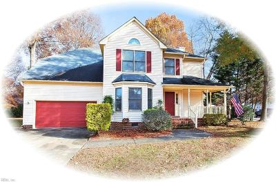 Hampton Single Family Home New Listing: 2 Raintree Dr